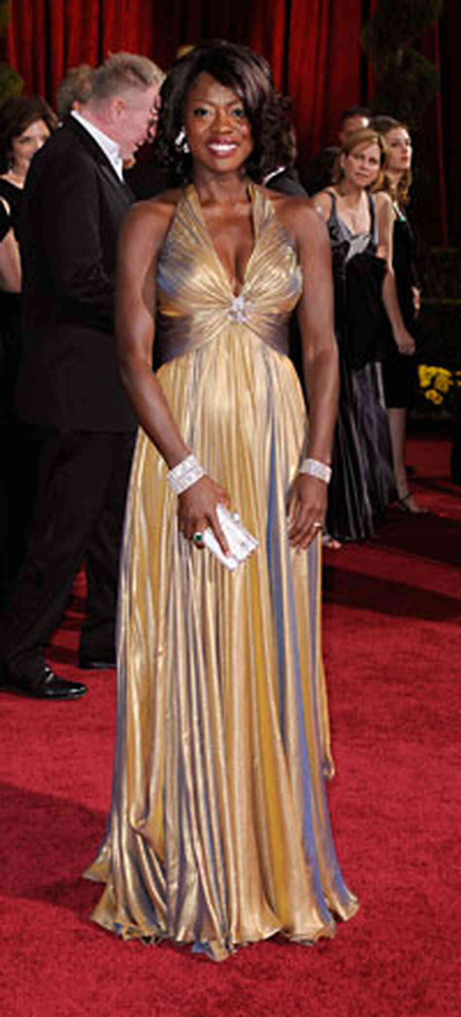 Viola Davis at the 2009 Oscars