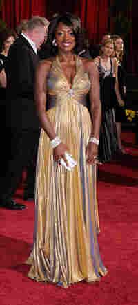 Viola Davis at the 2009 Oscars