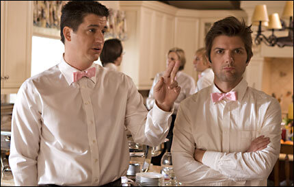 Cater-Waiters Are Delicious: 'Party Down' Reviewed : Monkey See : NPR