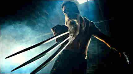 Hugh Jackman in 'Wolverine'