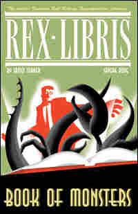 The cover of 'Rex Libris'