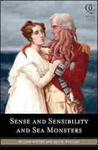 the cover of Sense And Sensibility and Sea Monsters