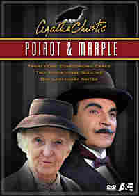 The cover of the box set 'Agatha Christie: Poirot And Marple.