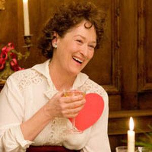 Meryl Streep as Julia Child in 'Julie & Julia.'