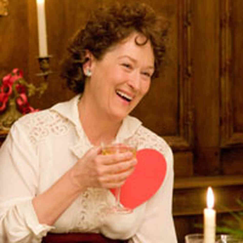 Meryl Streep as Julia Child in 'Julie & Julia.'