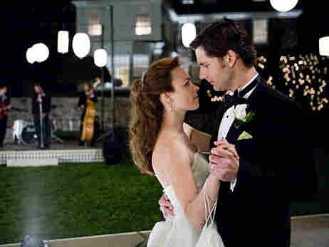 Rachel McAdams and Eric Bana in The Time Traveler's Wife.