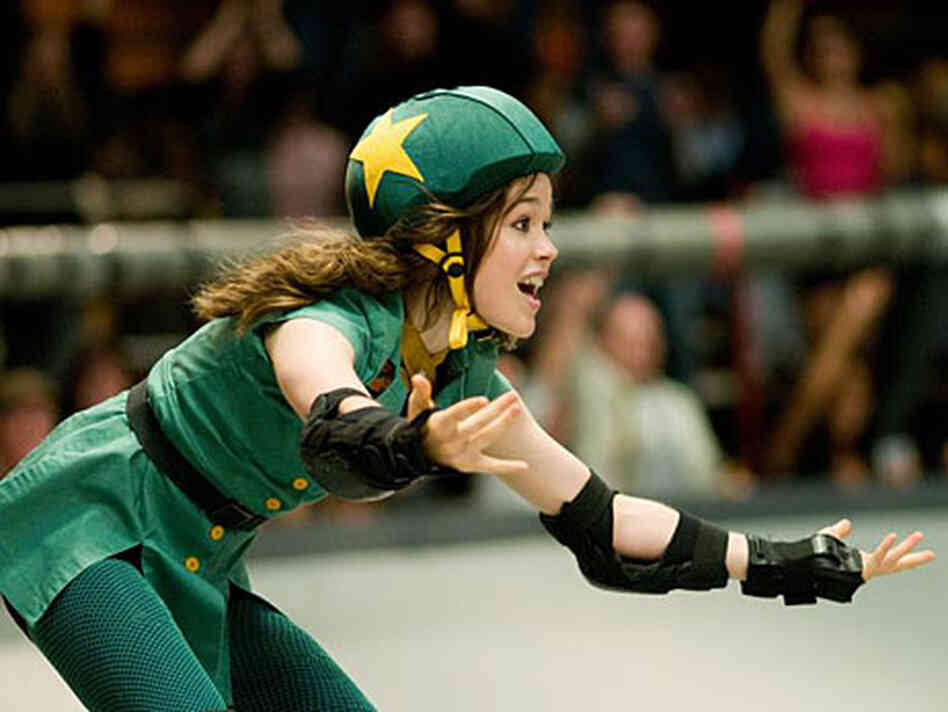 Ellen Page in 'Whip It'
