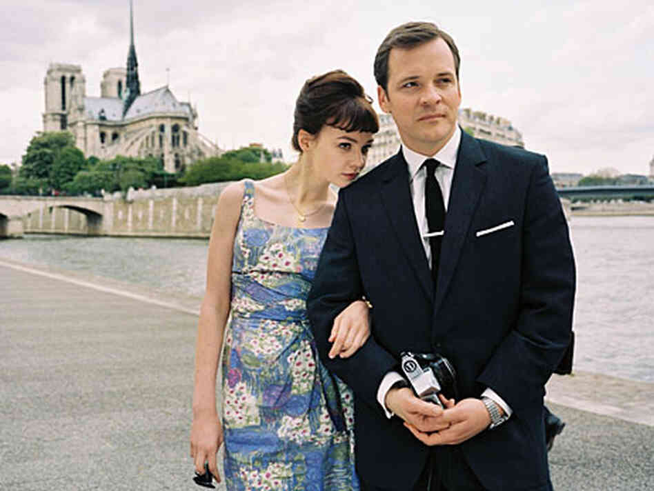 Carey Mulligan and Peter Sarsgaard in 'An Education.'