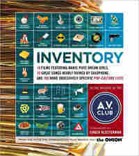 The cover of 'Inventory.'
