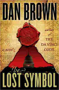The cover of Dan Brown's 'The Lost Symbol'.