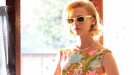 January Jones as Betty Draper on 'Mad Men.'