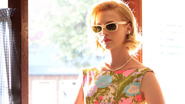 January Jones as Betty Draper on 'Mad Men.'
