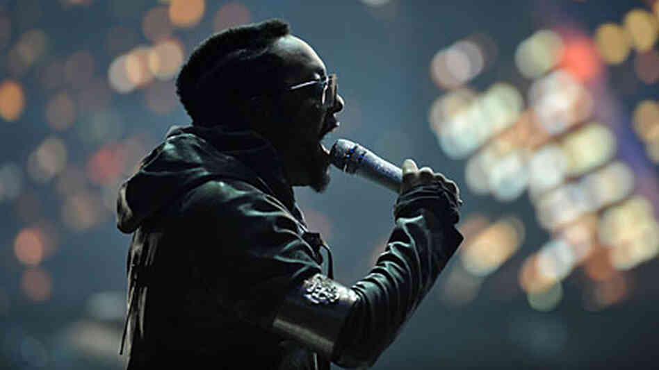 The Black Eyed Peas performed on December 2 as the Grammy nominations were announced.
