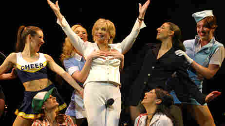 Florence Henderson performs in Broadway Backwards 4.