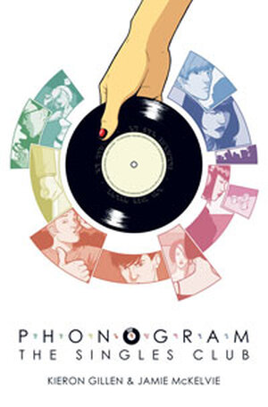 The cover of Phonogram.