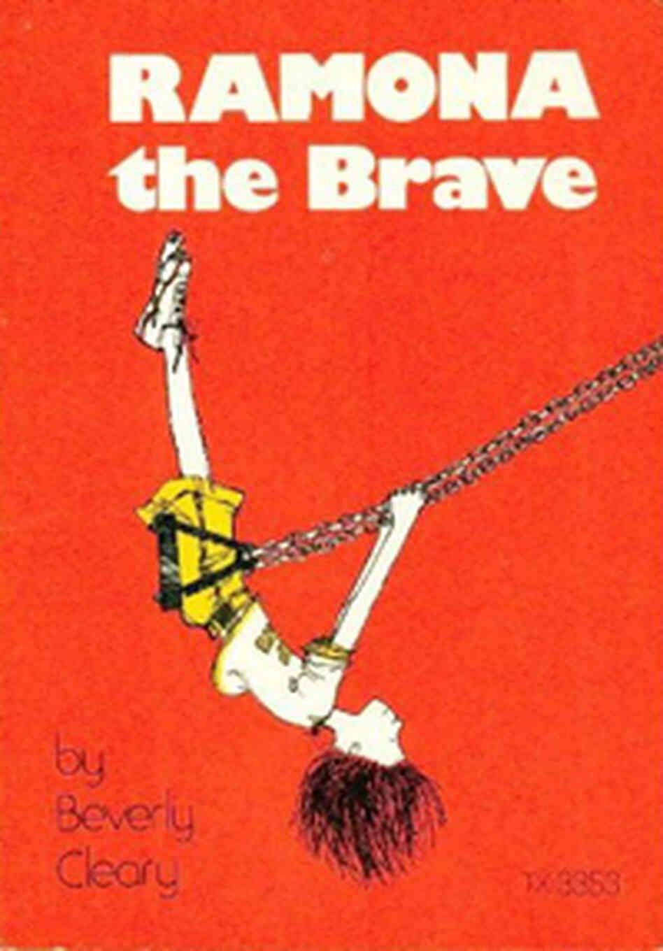 The cover of 'Ramona The Brave'.