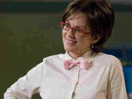 Megan Mullally on Party Down.