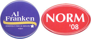Franken and Norm buttons