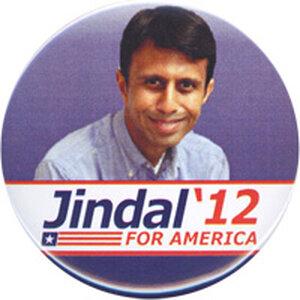 Jindal 2012 button.