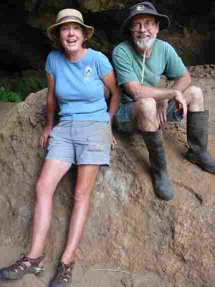 Lida Pigott and David A. Burney