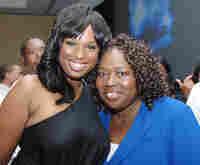 Jennifer Hudson and mother Darnell Donerson