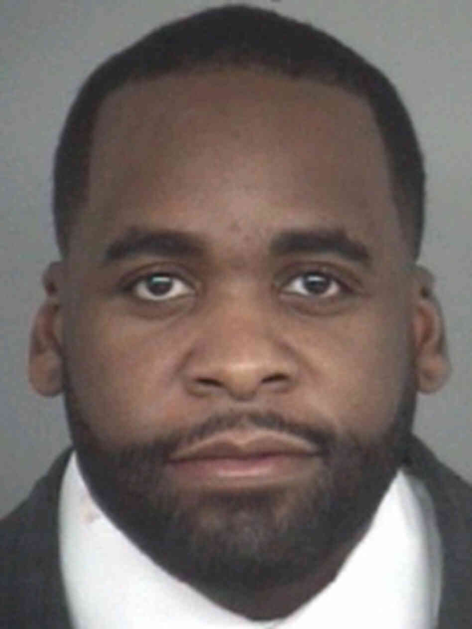 Detroit Mayor Kwame Kilpatrick