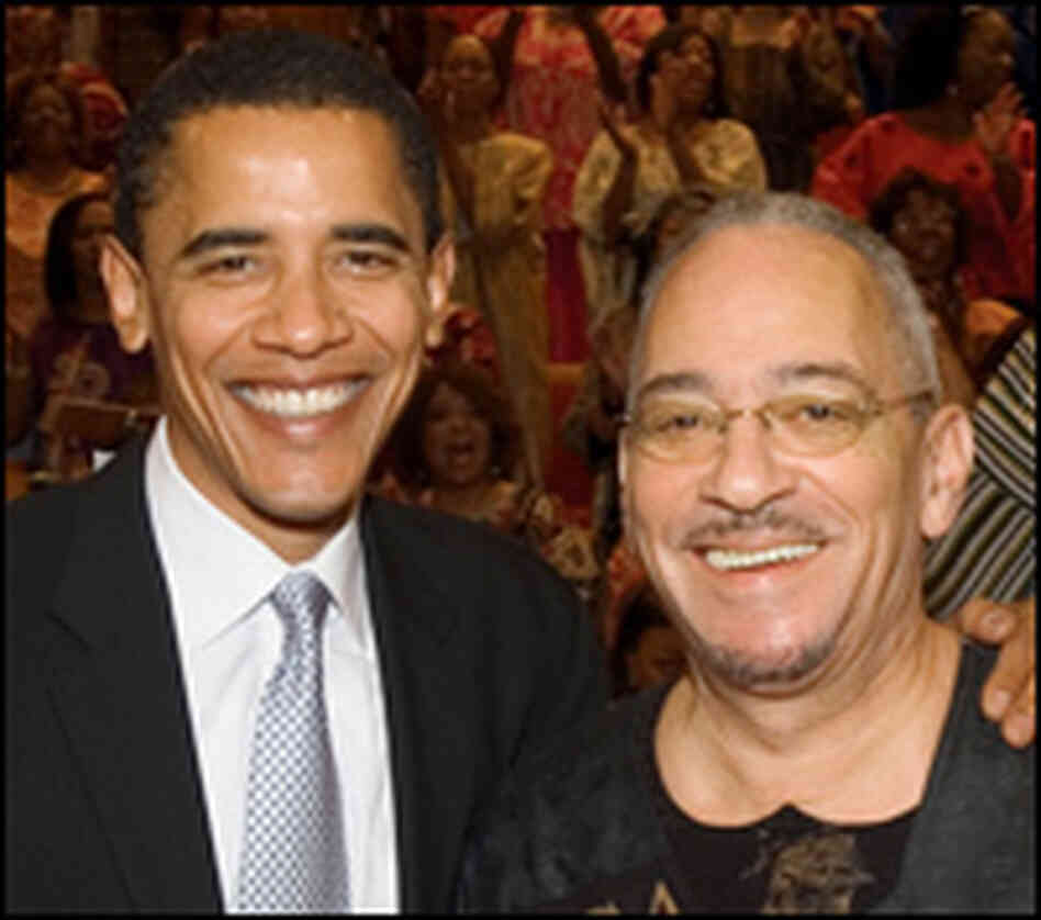 Sen. Barack Obama and Rev. Jeremiah Wright