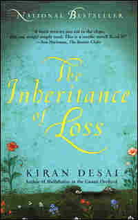 'The Inheritance of Loss' book cover.