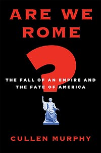 Book Cover: 'Are We Rome?'