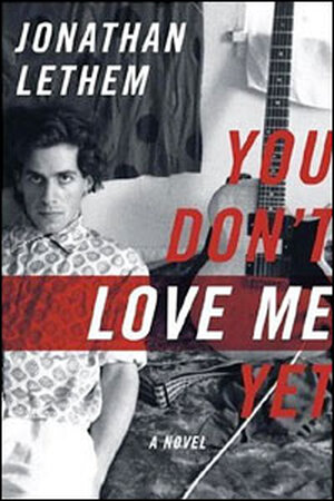 The cover of 'You Don't Love Me Yet.'