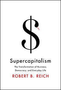 'Supercapitalism' Book Cover