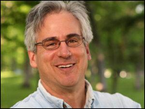 Novelist Ethan Canin