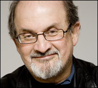 Salman Rushdie's most recent book is <em>The Enchantress of Florence</em>. He is addicted to playing tennis and baseball on Nintendo Wii.