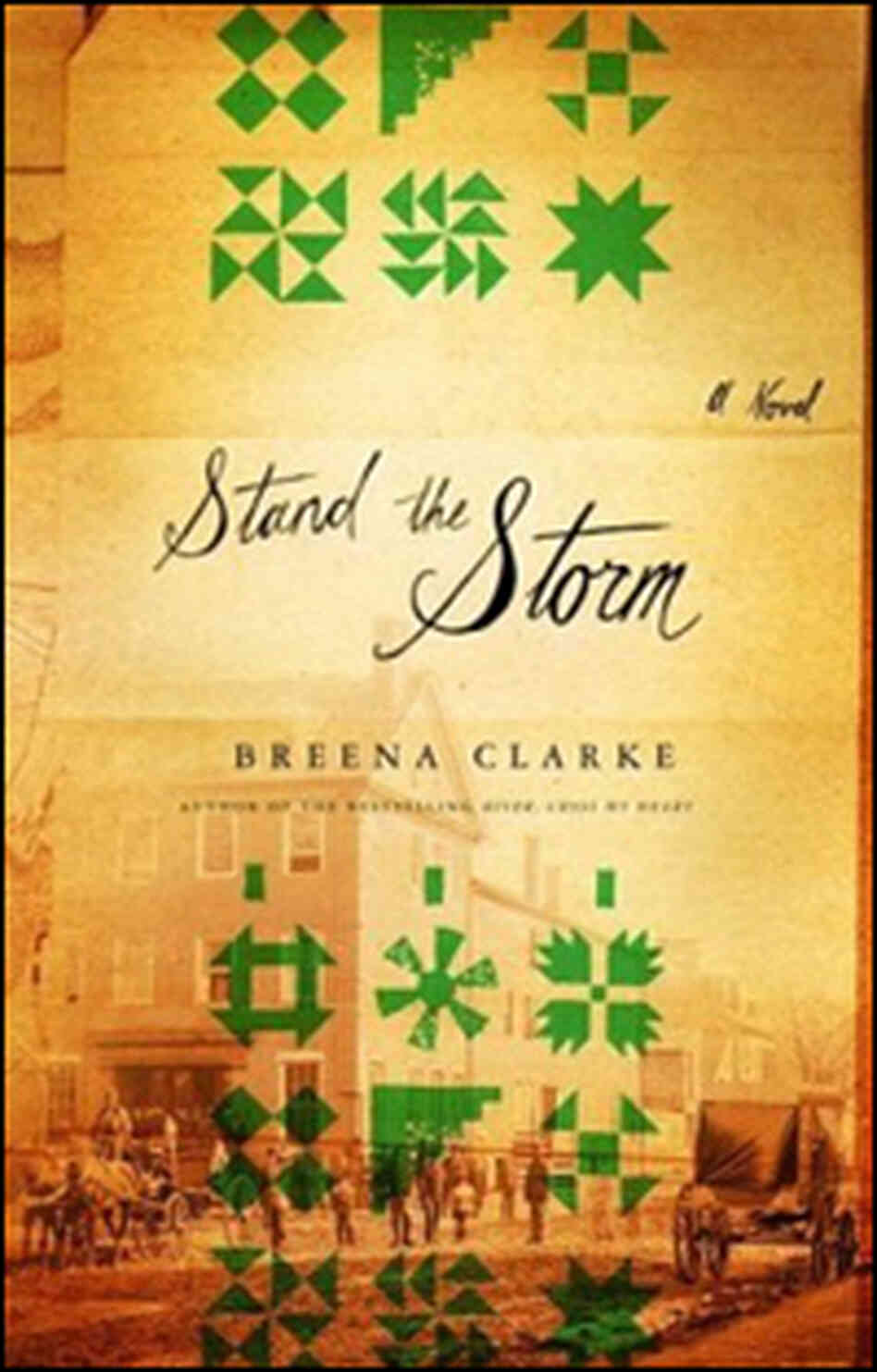 Cover of Breena Clarke's 'Stand the Storm'