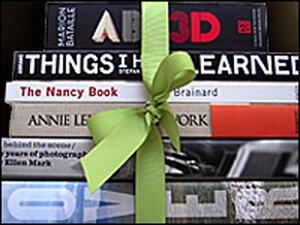 Best Gift Books for 2008