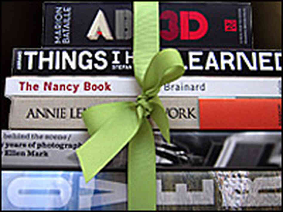 Best Gift Books for 2008