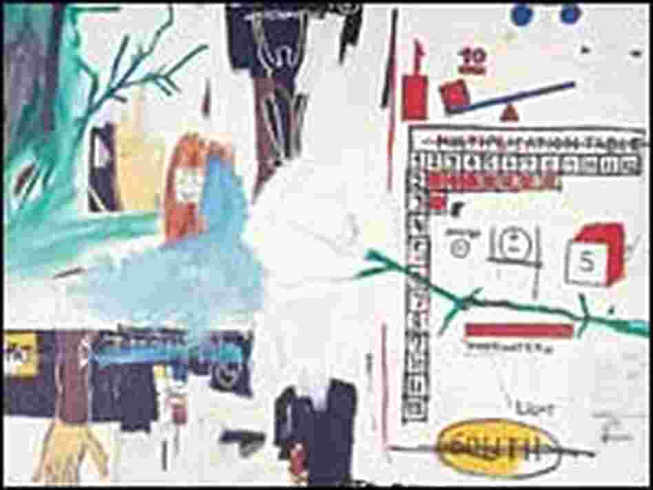 Basquiat: 'Self Portrait'