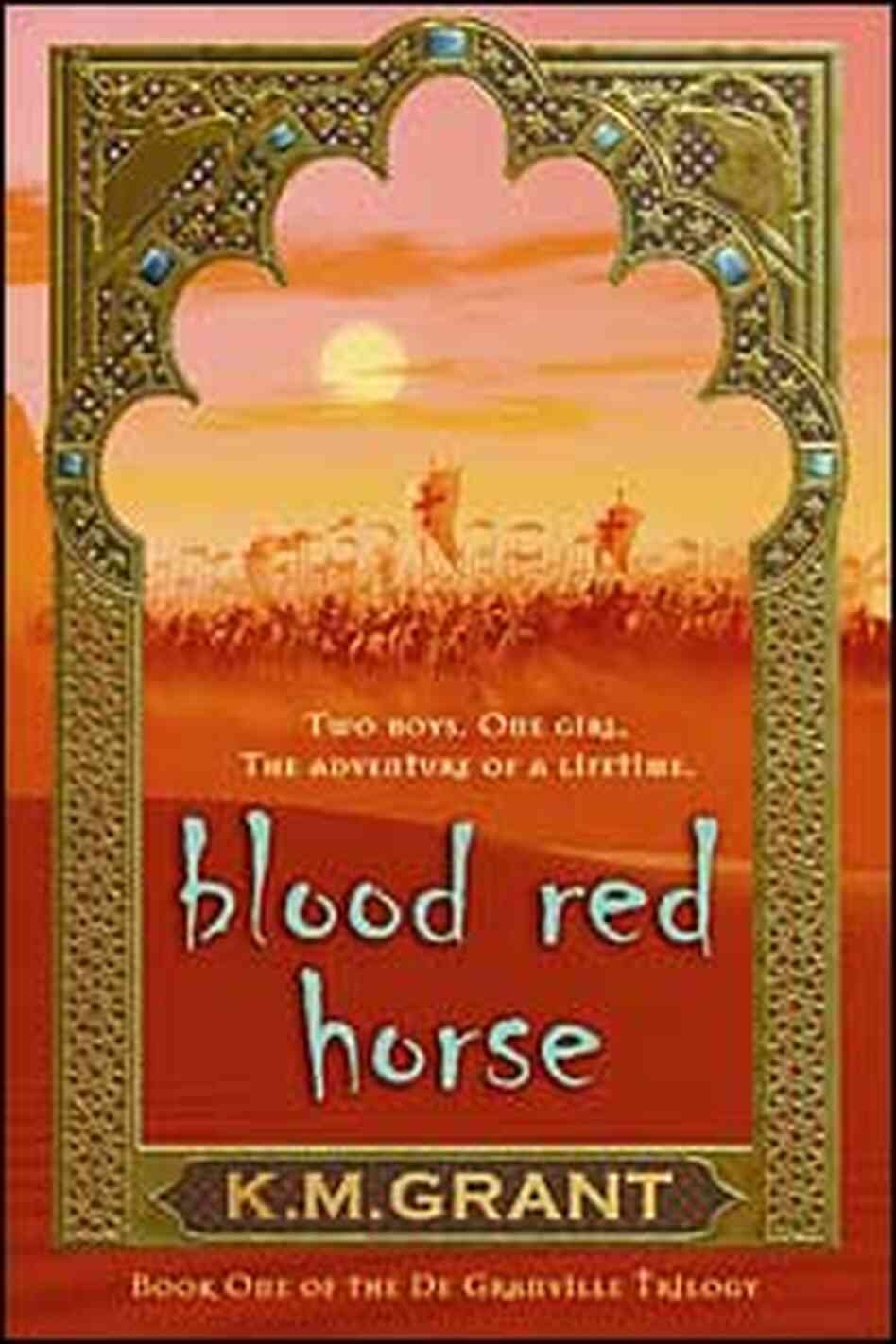 'Blood Red Horse'