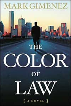 'Color of Law' Cover