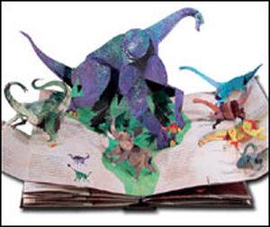 'Encyclopedia Prehistorica: Dinosaurs'