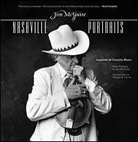 Nashville Portraits Cover
