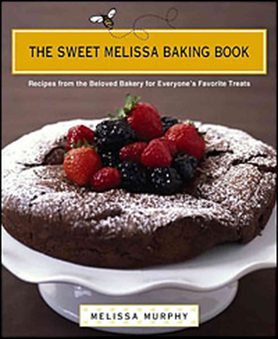 Melissa Murphy's 'The Sweet Melissa Baking Book'