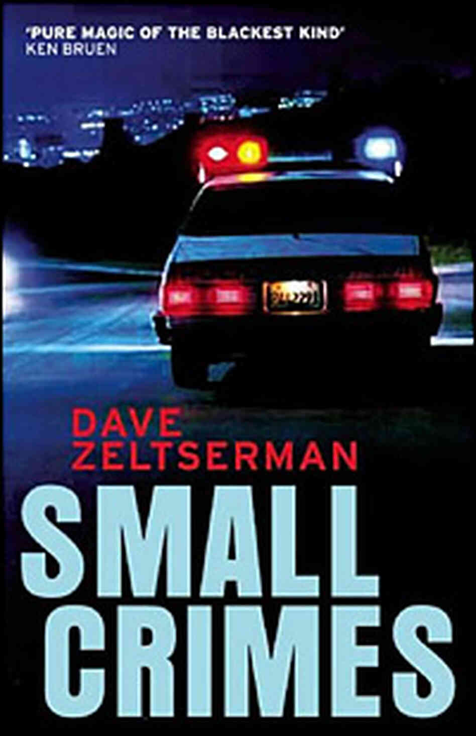 David Zeltserman's 'Small Crimes'