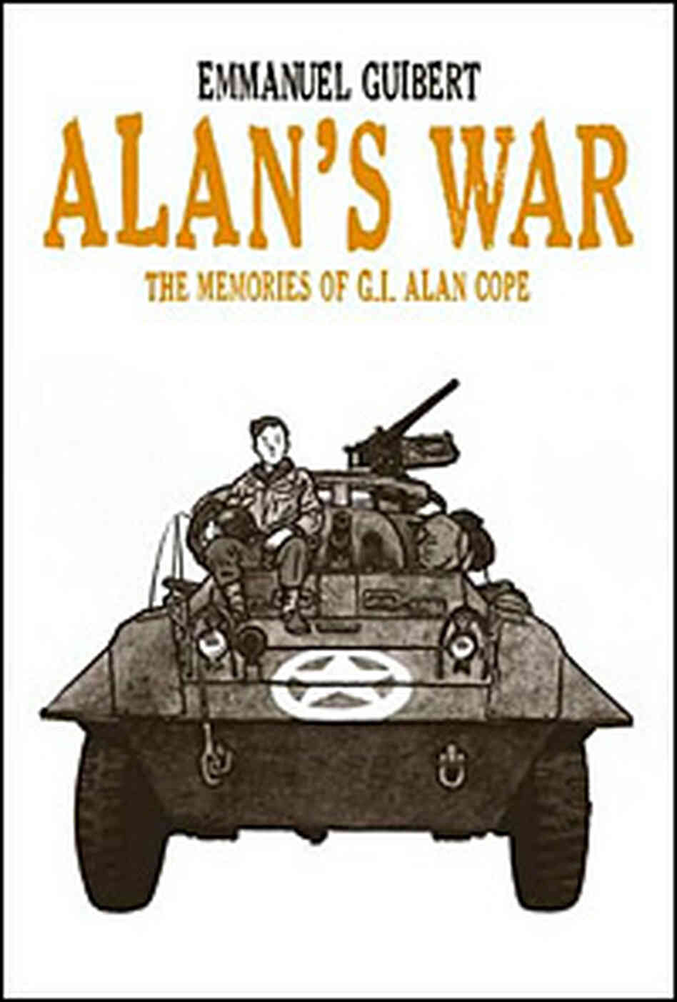 Emmanuel Guibert's 'Alan's War'