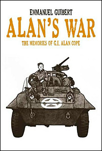 'Alan's War' cover