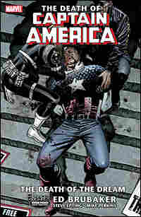 'The Death of Captain America' by Ed Brubaker, Steve Epting and Mike Perkins