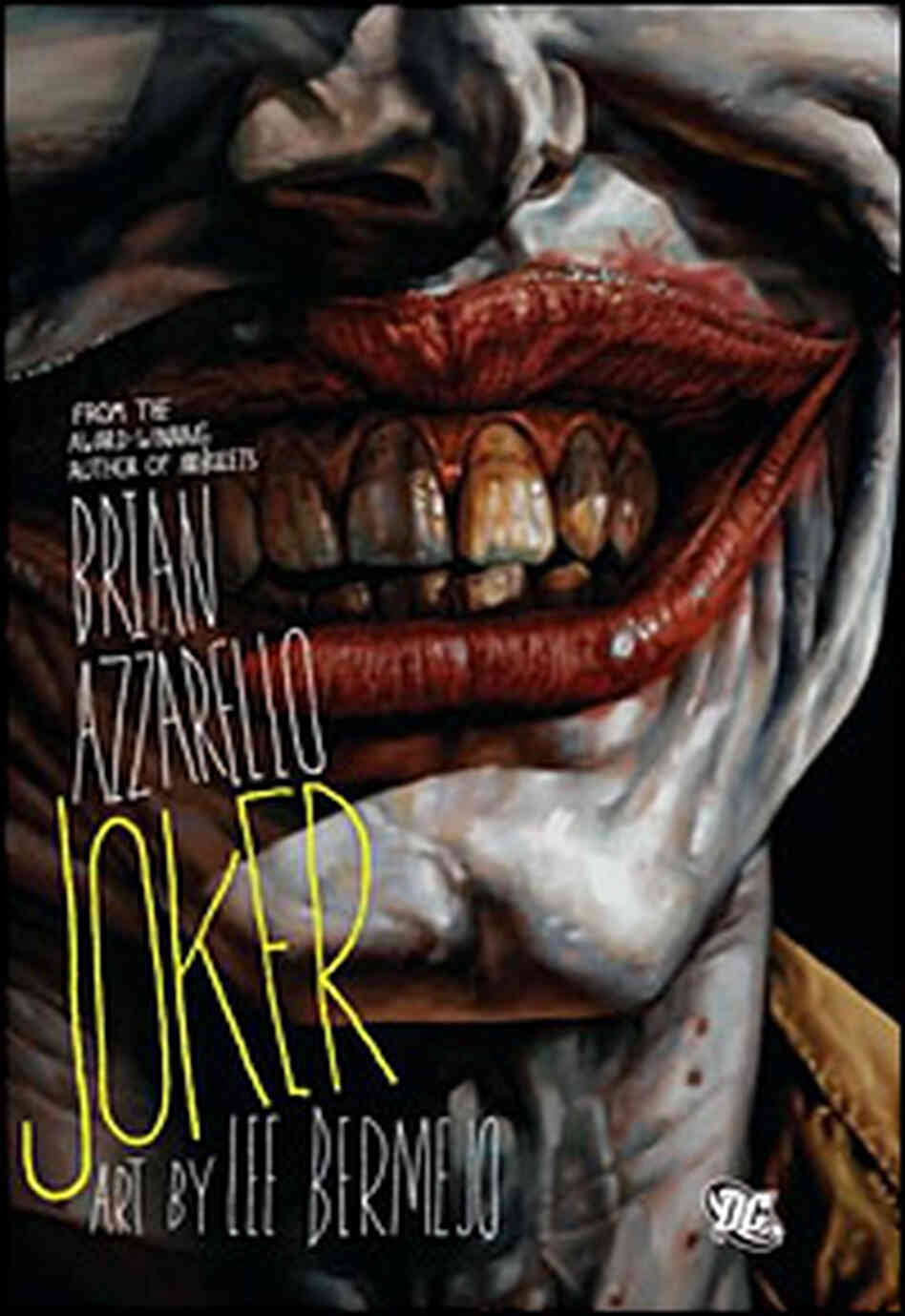 'Joker' by Brian Azzarello and Lee Bermejo