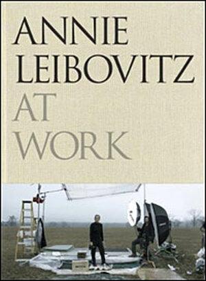"Cover, ""Annie Leibovitz At Work"""