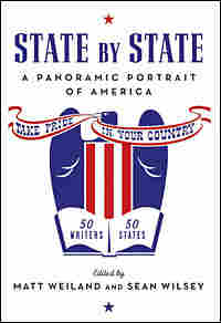 """Cover, """"State By State: A Panoramic Portrait of America'"""