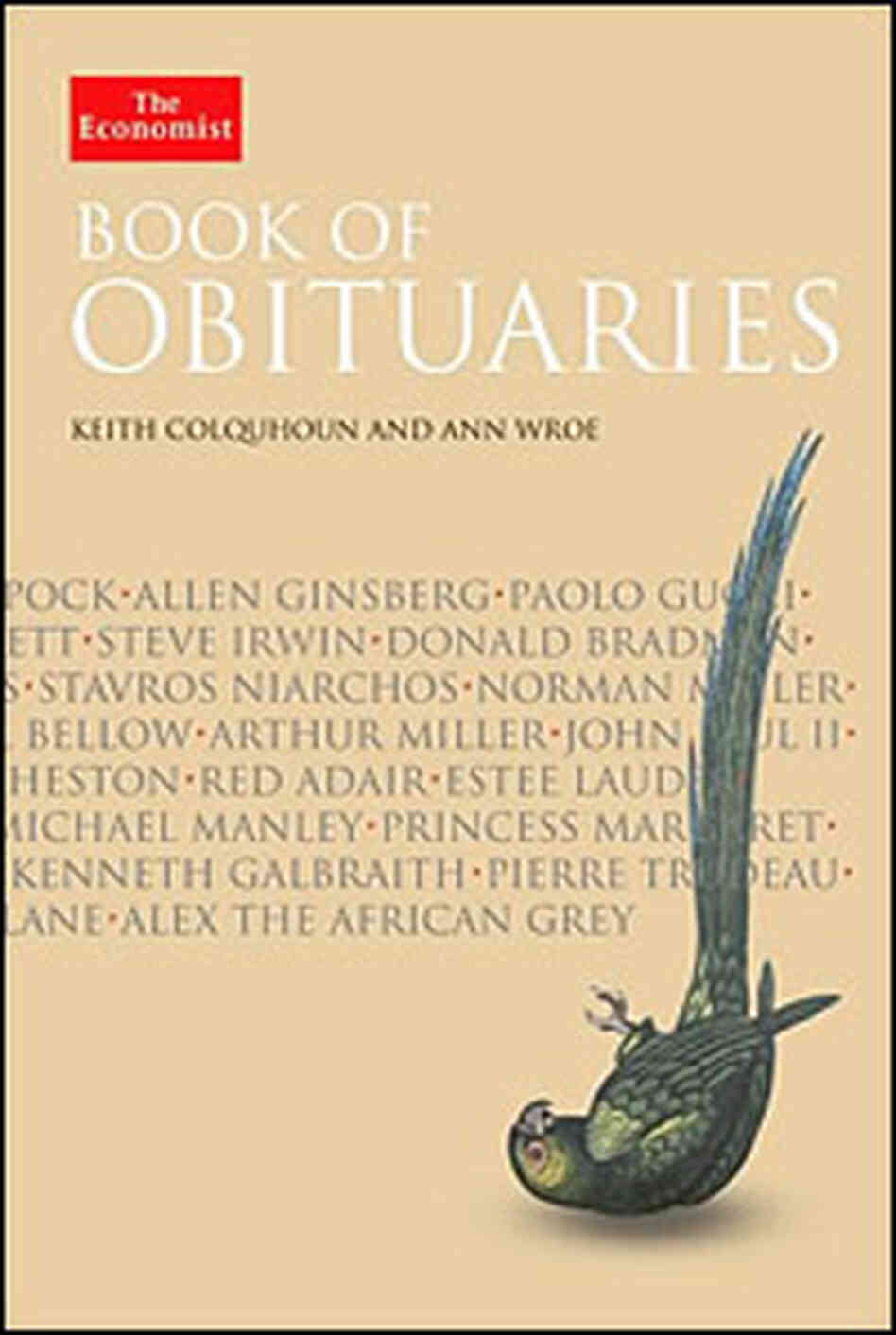 'The Economist Book of Obituaries'